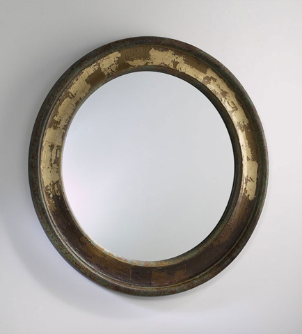 Cyan Designs - Montana Round Mirror - 01772