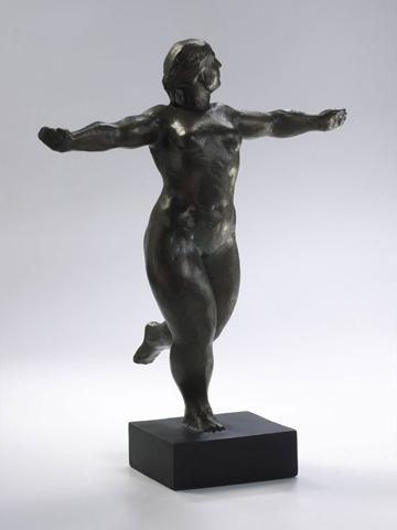 Cyan Designs - Dancing Lady - 01795