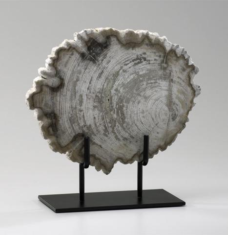 Cyan Designs - Small Petrified Wood on Stand - 02598