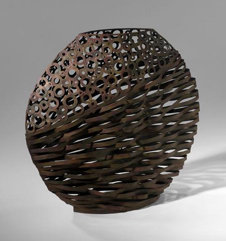 Cyan Designs - Alicia Small Wire Vase - 03017