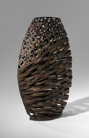 Cyan Designs - Alicia Wire Vase - 03019