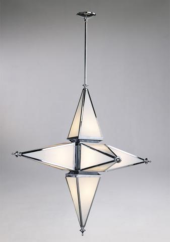 Cyan Designs - Large Star Pendant - 04109