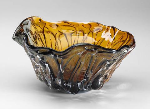 Cyan Designs - Duo Art Glass Bowl - 04241