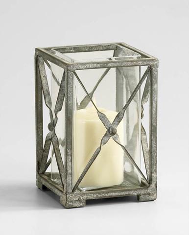 Cyan Designs - Small Ascot Candleholder - 04288