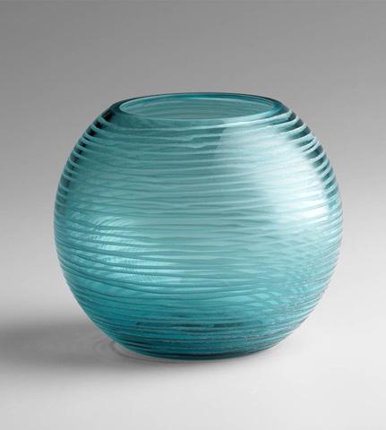 Cyan Designs - Small Round Libra Vase - 04360