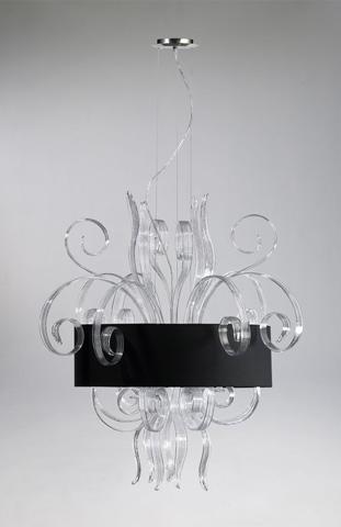 Cyan Designs - Cassina Clear Large Pendant - 04394