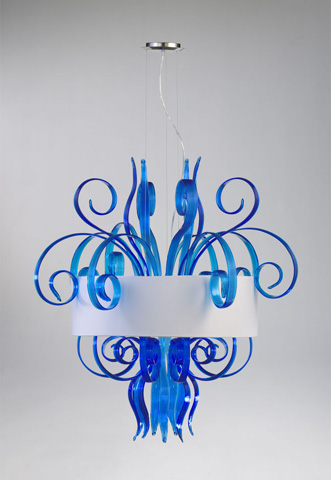 Cyan Designs - Cassina Cyan Large Pendant - 04397