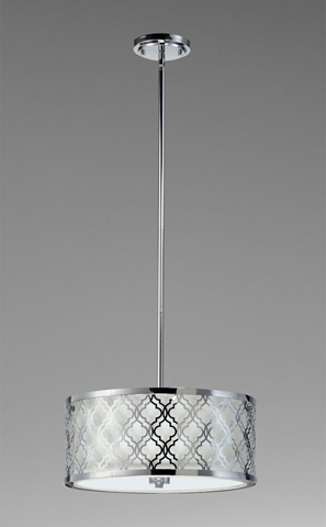 Cyan Designs - Small Dauphine Pendant - 04655