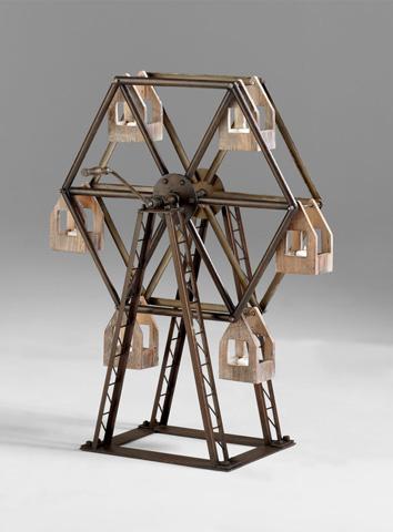 Cyan Designs - Ferris Wheel Sculpture - 04867