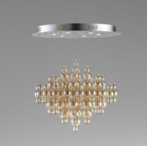 Cyan Designs - Large Bubbles Cash Pendant - 05279