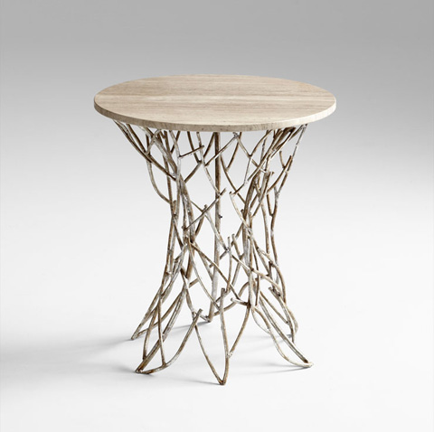 Cyan Designs - Twigs Side Table - 05457
