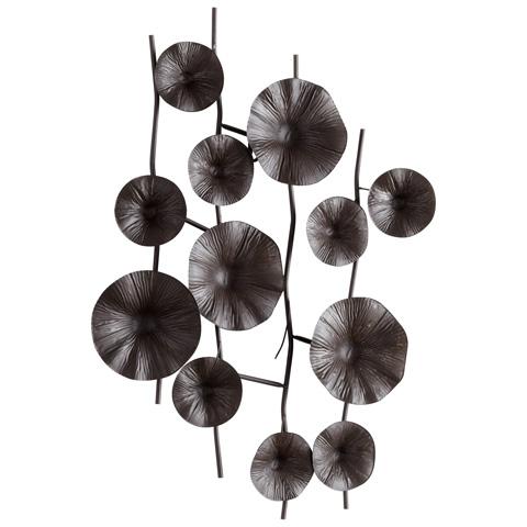 Cyan Designs - Poppy Wall Decor - 05633