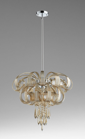 Cyan Designs - Cindy Lou Who Chandelier - 05946