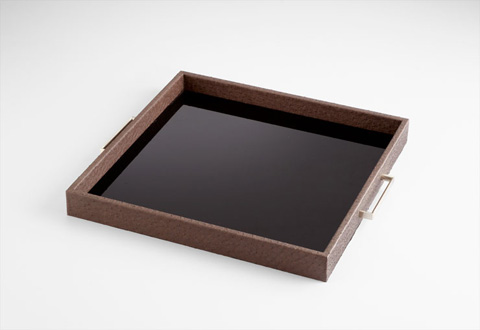 Cyan Designs - Large Chelsea Tray - 06007