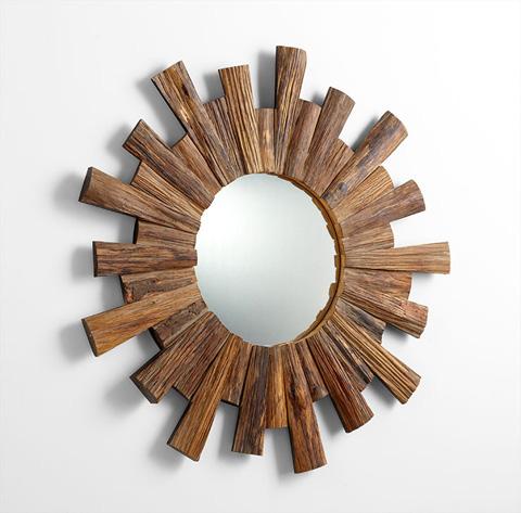 Cyan Designs - Wheelhouse Reflection Mirror - 06148