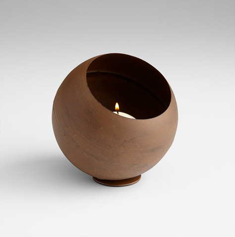 Cyan Designs - Large Acorn Candleholder - 06223