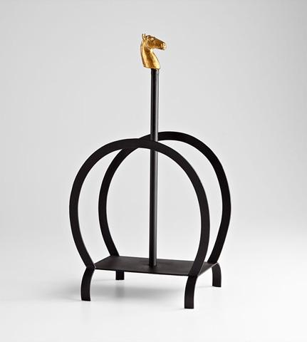 Cyan Designs - Equestrian Magazine Holder - 06243