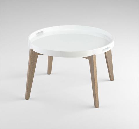 Cyan Designs - Lacquer Van Dyke Table - 06353
