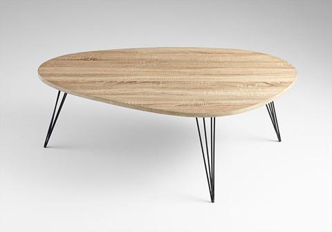 Cyan Designs - Lunar Landing Coffee Table - 06355