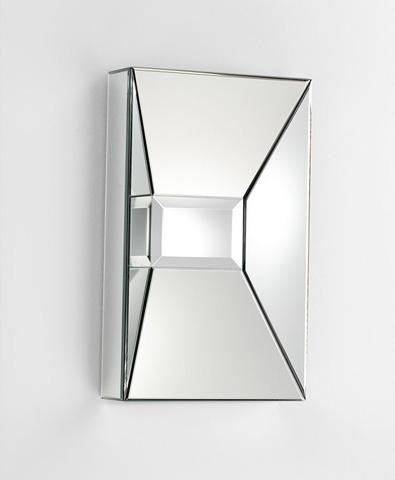 Cyan Designs - Pentallica Rectangle Mirror - 06381
