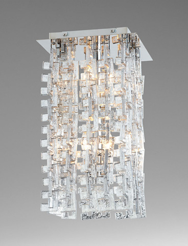 Cyan Designs - Small Athropolis Four Light Pendant - 06501