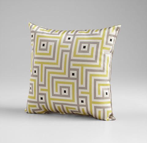 Cyan Designs - Maze Pillow - 06516