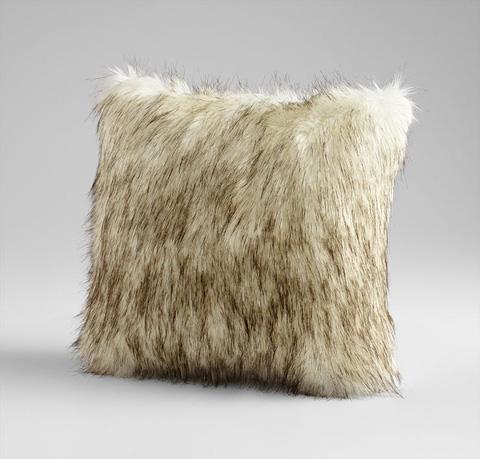 Cyan Designs - Prairie Wolf Pillow - 06539
