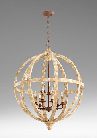 Cyan Designs - Landon Nine Light Pendant - 06623