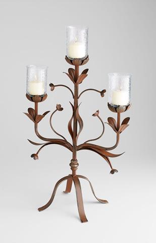 Cyan Designs - Azalea Candleholder - 06662