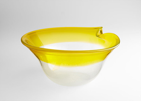 Cyan Designs - Large Saturna Bowl - 06747