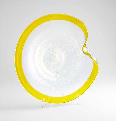 Cyan Designs - Large Cosmic Plate - 06754