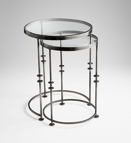 Cyan Designs - Abacus Nesting Tables - 06997