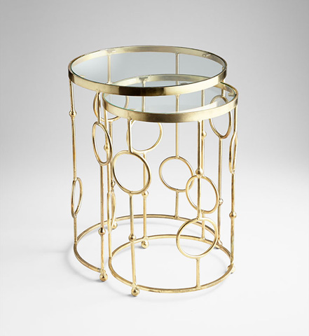 Cyan Designs - Perseus Nesting Tables - 06999