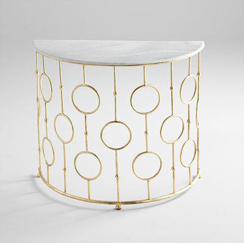 Cyan Designs - Perseus Console Table - 07000