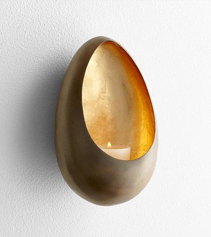 Cyan Designs - Feronia Wall Candleholder - 07140