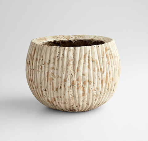 Cyan Designs - Medium Rotundus Planter - 07411