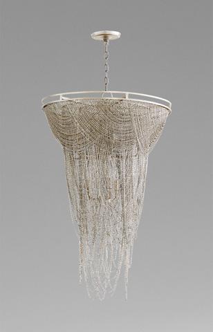 Cyan Designs - Ithica Nine Light Pendant - 07967