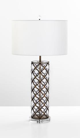 Cyan Designs - Large Corsica Table Lamp - 07978