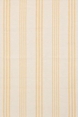 Dash & Albert Rug Company - Denmark Stripe Woven Cotton 8x10 Rug - RDA223-810