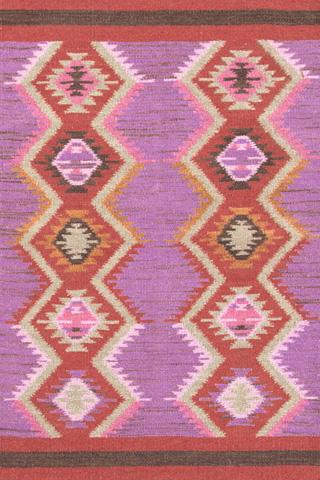 Dash & Albert Rug Company - Rhapsody Wool Woven 8x10 Rug - RDA234-810