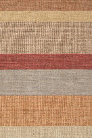 Dash & Albert Rug Company - Tweed Stripe Wool Woven 8x10 Rug - RDA246-810