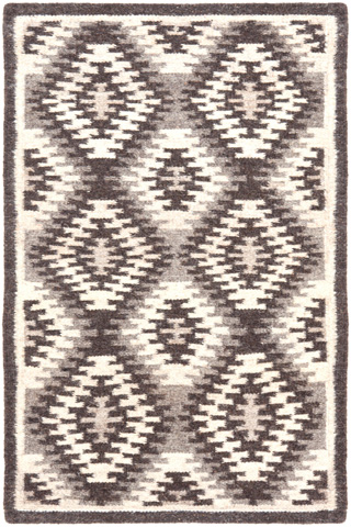 Dash & Albert Rug Company - Nordic Kilim Wool Woven 8x10 Rug - RDA278-810