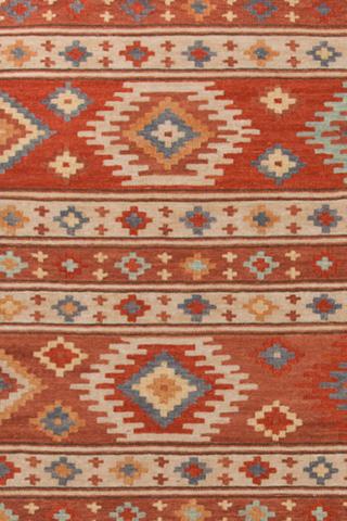 Dash & Albert Rug Company - Canyon Kilim Woven 8x10 Rug - RDA316-810