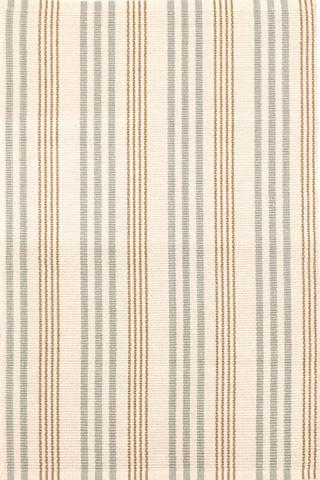 Dash & Albert Rug Company - Olive Branch Woven Cotton 8x10 Rug - RDA342-810