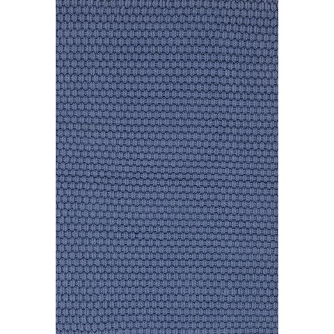 Dash & Albert Rug Company - Rope Denim 8.5x11 Rug - RDB206-8511