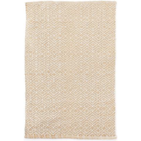 Dash & Albert Rug Company - Annabelle Wheat 8x10 Rug - RDB273-810