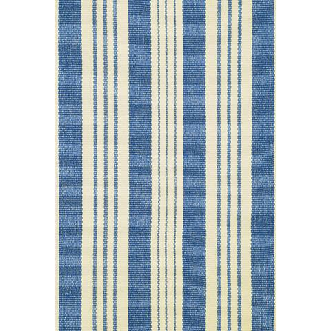 Dash & Albert Rug Company - Staffordshire Stripe Cotton Woven 8x10 Rug - RP43-810
