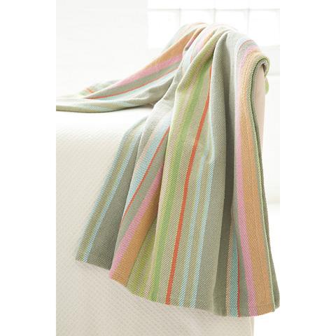 Dash & Albert Rug Company - Stone Soup Woven Cotton Throw - RDA019-THR