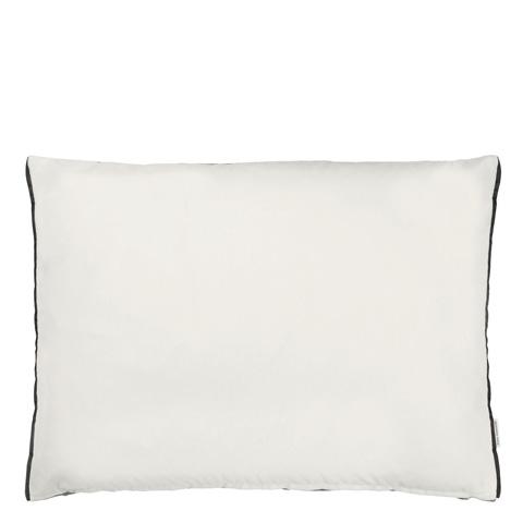 Designers Guild - Cassia Chalk Throw Pillow - CCDG0444