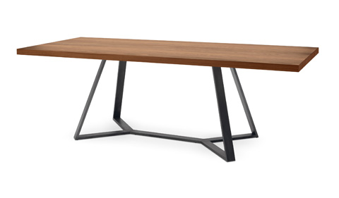 Domitalia - Archie Dining Table - ARCHI.T.20L3.AN.2414.NCA